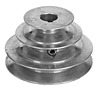 3 Step, Zinc Die Cast Step-Cone Pulley